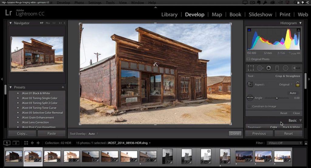 Adobe Photoshop Lightroom CC 2018 (Full + Keygen) แต่งรูปสุดครบครัน x64