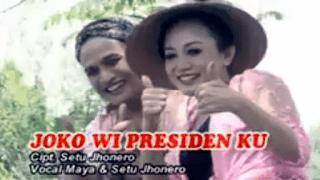 Lirik Lagu Jokowi Presidenku (Dan Artinya) - Milih Presiden Ojo Cobo Cobo