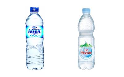 air minum le minerale