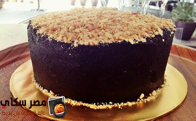 طريقة عمل تورتة البسكويت بالخطوات biscuit-cake