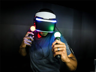 لعشاق الألعاب منتوج جديد من بلايستيشن PlayStation VR