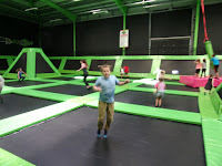 flip-out trampolines paulsgrove cosham