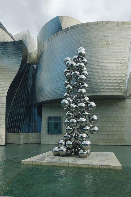 ビルバオ・グッゲンハイム美術館(Museo Guggenheim Bilbao)