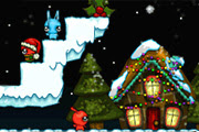 It's #Christmas time and the #Dibbles need to escort their King to safety! #ChristmasGames