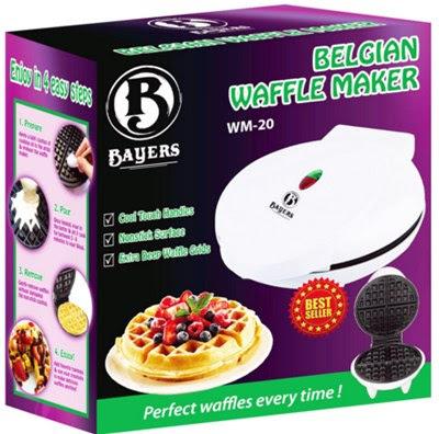 waffle maker murah dan berkualiti