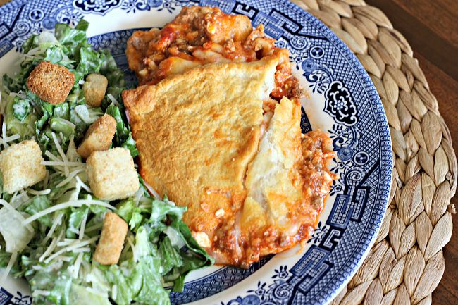 quick weeknight dinner, lasagna, easy dinner ideas, casserole