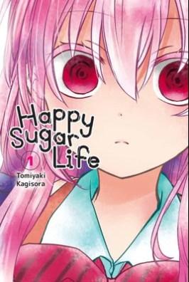 Manga Horror Happy Sugar Life Berakhir Pada Bulan Juni