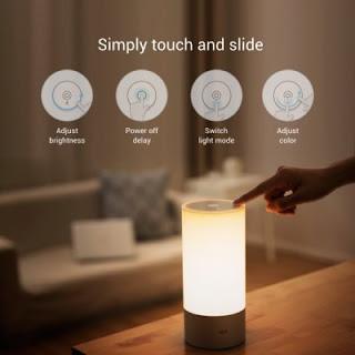 Lampada notturna da letto Xiaomi Yeelight
