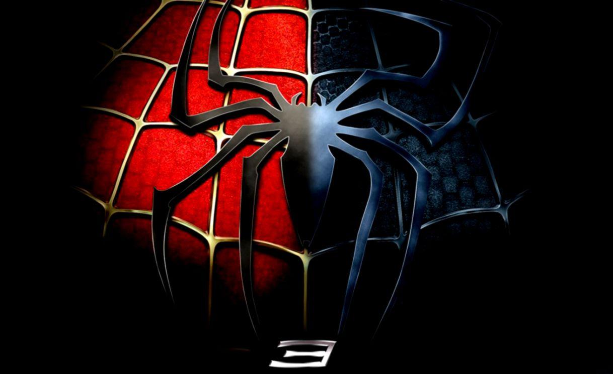 Spiderman 3 Logo Wallpaper Wallpapers Warrior