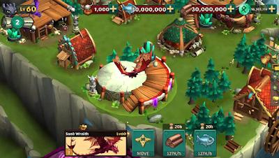Dragons Rise of Berk Mod Apk Terbaru Android