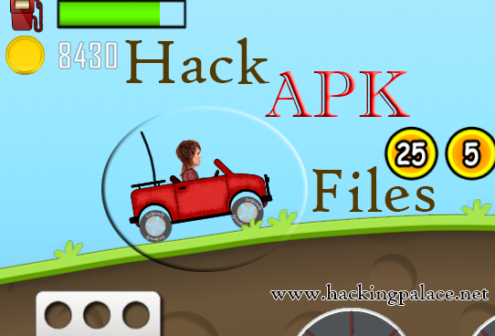 How to Modify or Hack android APK files using APKTOOLS [No