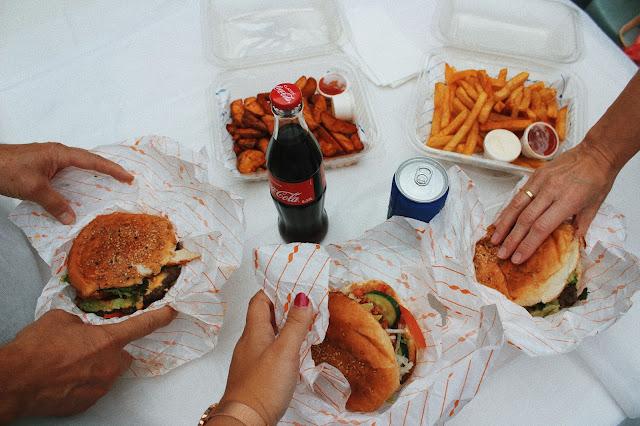 Foodguide mit Foodora