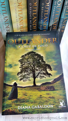 A Cruz de fogo, Outlander, Diana Gabaldon