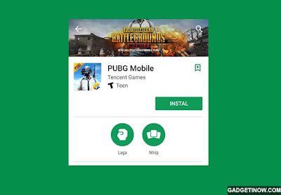 PUBG Mobile Play Store Update