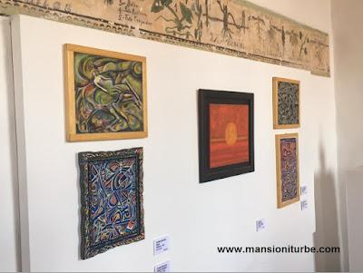 Artistas Michoacanos exponen sus obras en Pátzcuaro