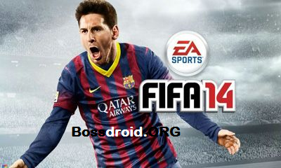 Download FIFA 14 v1.3.6 Apk + Data Terbaru