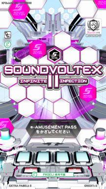 Gamer--freakz: Sound Voltex II:Infinite Infection