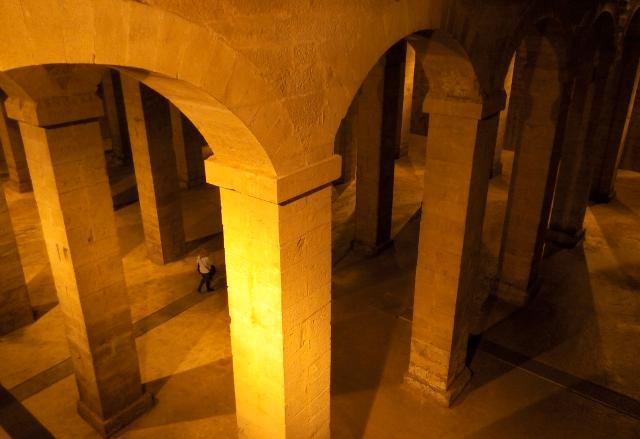 La catedral de l'aigua