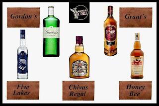 top 50 bebidas mundo