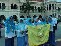 Siswi MAN 3 Tasikmalaya Ikuti Internasional Youth Leaders di Malaysia
