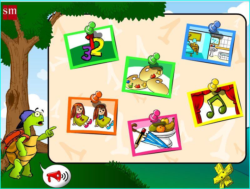 Juegos Educativos Para Ninos Los Juegos De Menta Para 4 Y 5 Anos