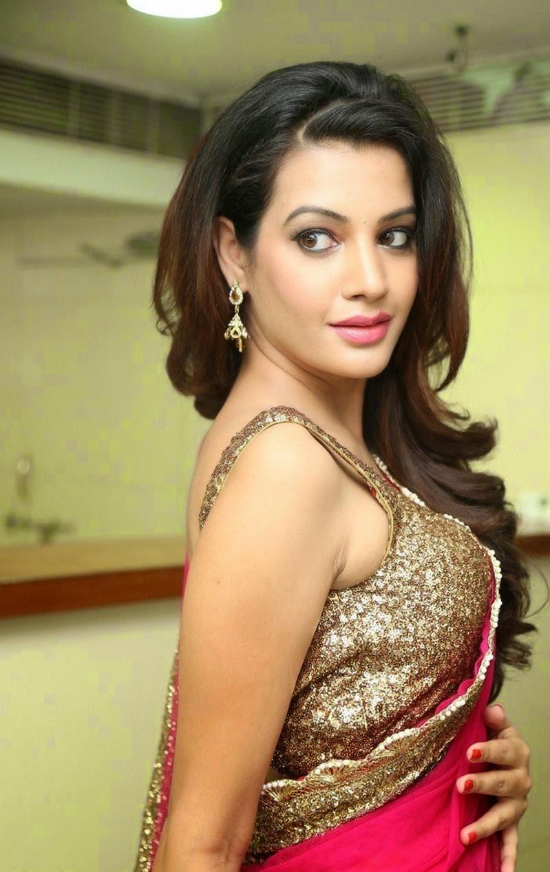 Actress Diksha Panth Hot Pics-8907