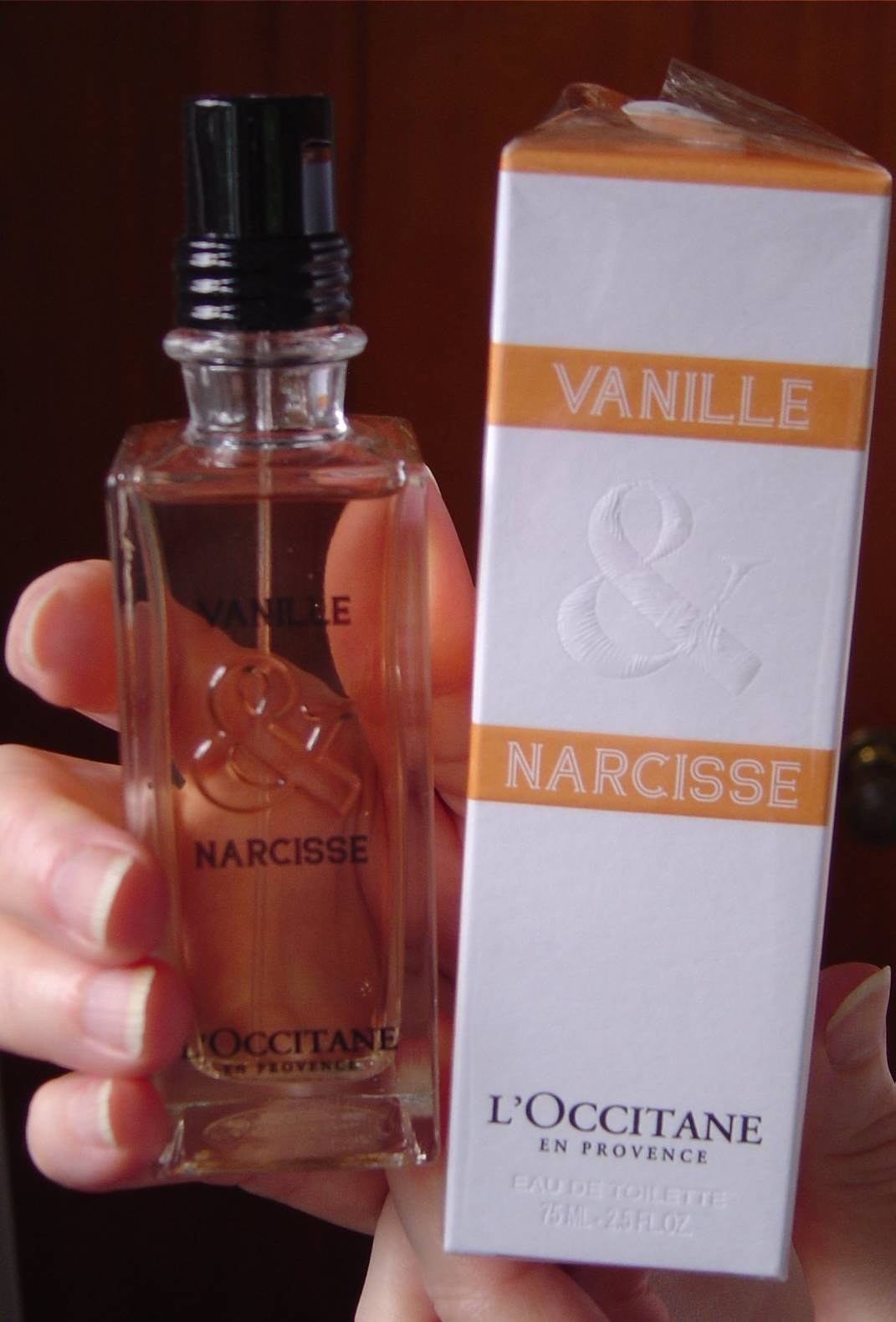 L'Occitane en Provence La Collection de Grasse Vanille & Narcisse Eau de Toilette