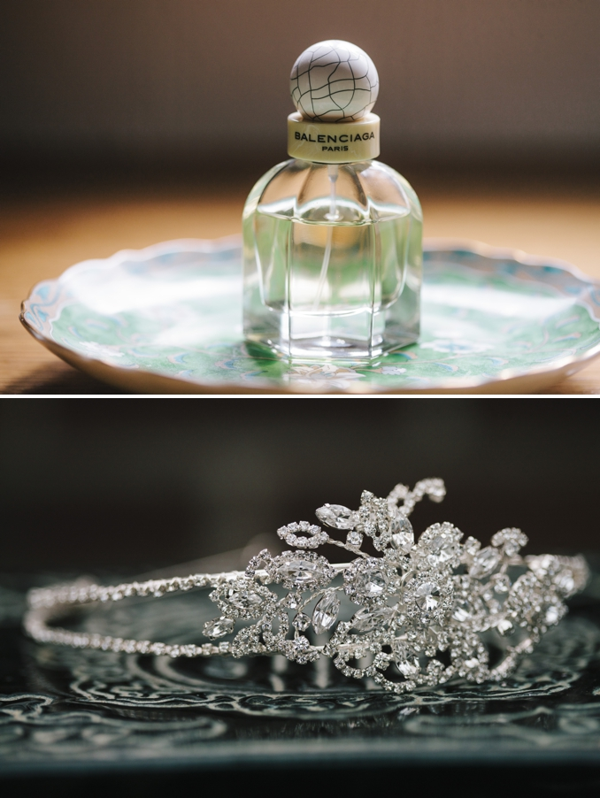 Gorgeous bridal details - photos by STUDIO 1208
