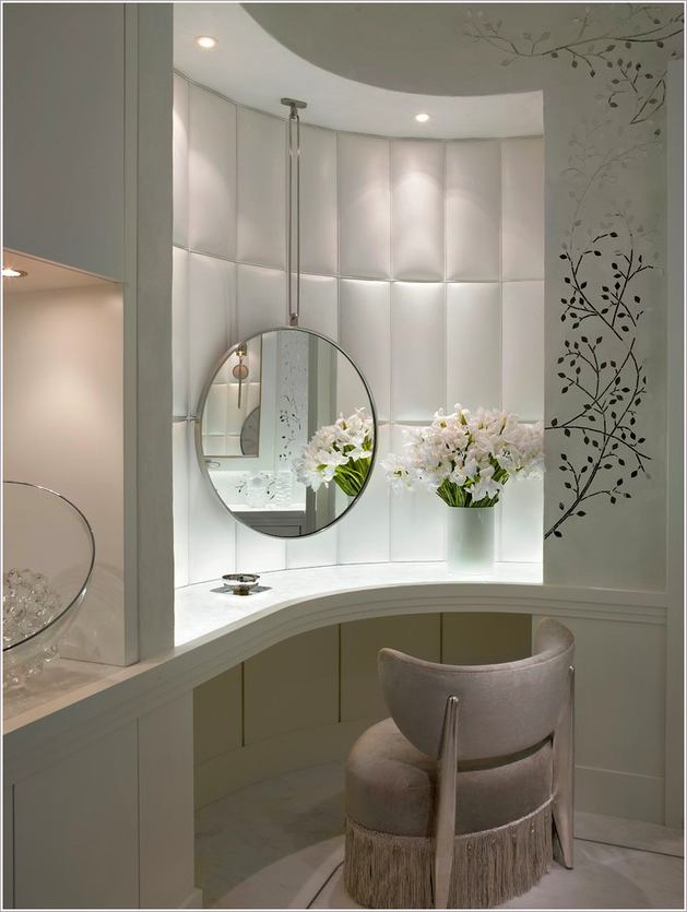 25 Latest Dressing Table Design Ideas For All Bedroom Styles