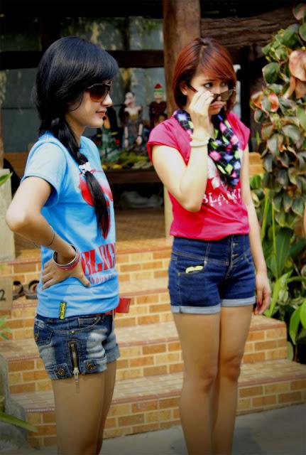 Foto Seksi Laras Super girlies