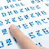Uma fonte que combina a escrita em Braille