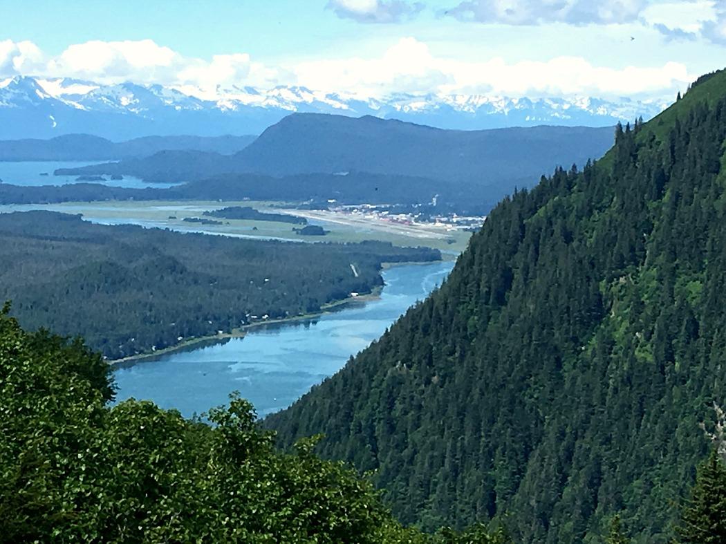 Goldbelt Mount Roberts Tramway_Juneau, Alaska_birdseye views