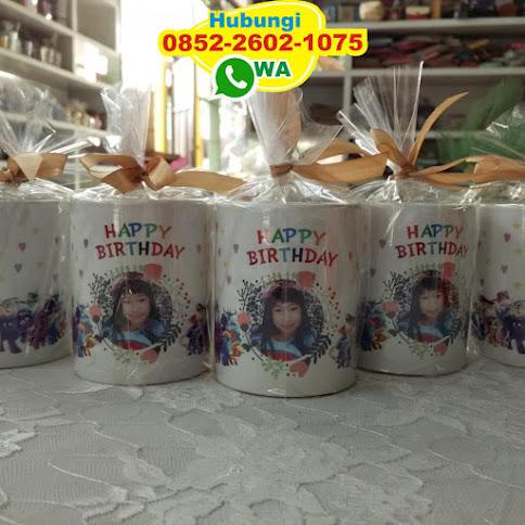 souvenir mug ulang tahun anak 52701