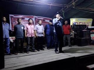 Abdiyanto Silaturahmi dengan Masyarakat Talang Pangeran
