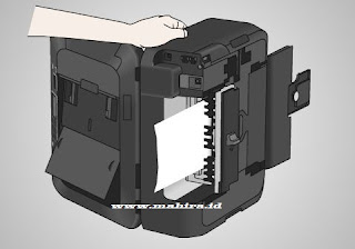 Paper Jam Canon Pixma MX390