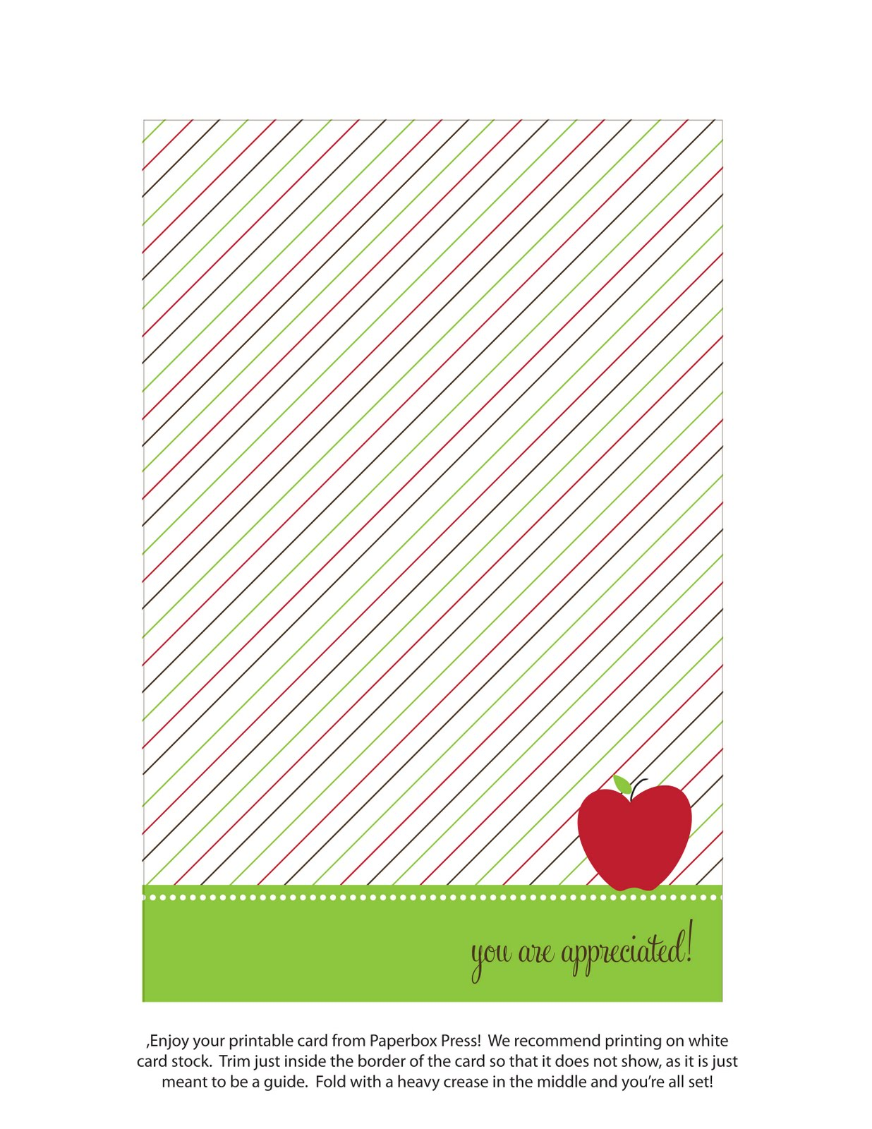 It's just an image of Teacher Appreciation Printable Card pertaining to thanking card