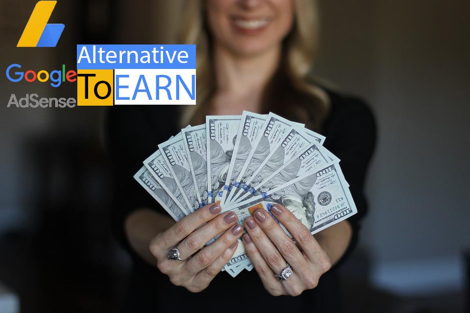 Top 5 Best Google AdSense Alternative to earn money