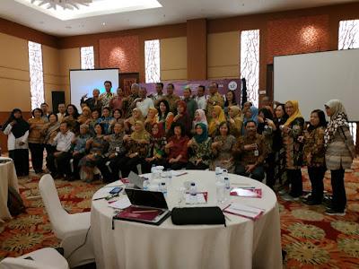 Pertemuan Evaluasi Perkembangan Monitoring dan Efikasi DHP Surabaya 2018