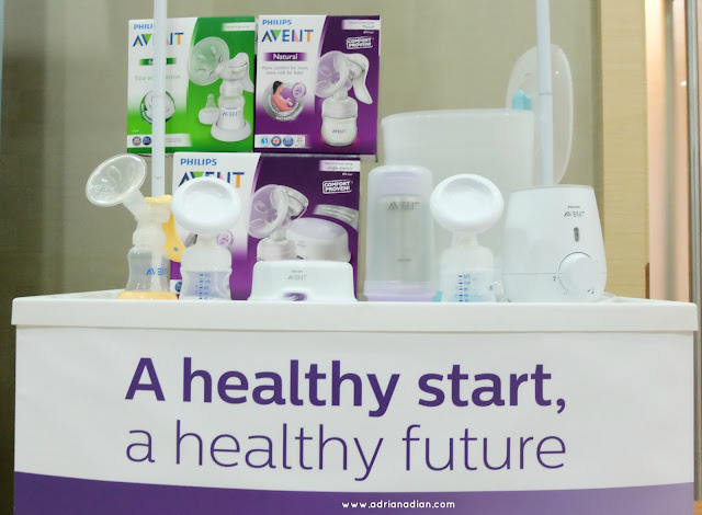 Philips Avent New Parents Class