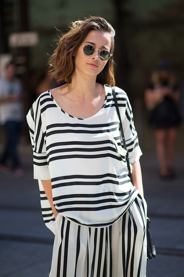 Street Style With Ray-Ban Sunglasses