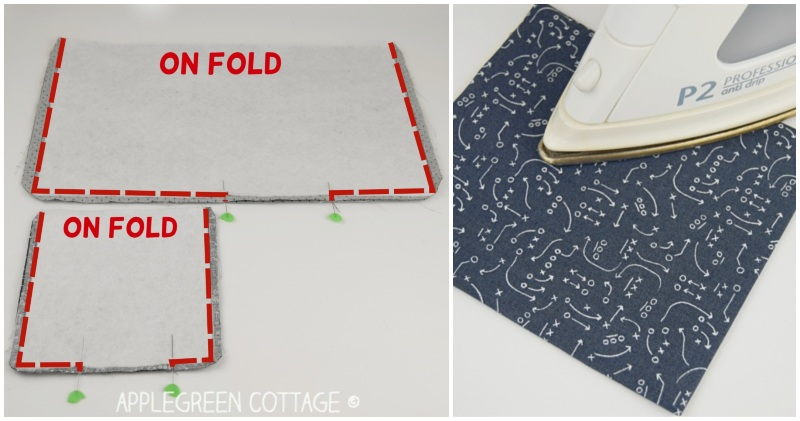 Messenger Bag Pattern - Sewing Tutorial - AppleGreen Cottage