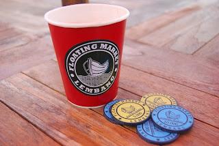 Coin Floating Market Bandung