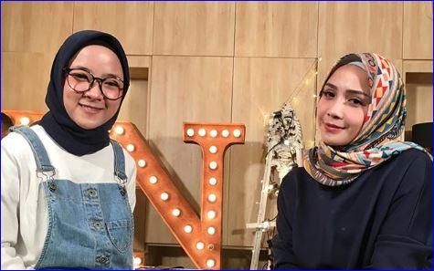 Wow, Nagita Slavina Bakal Kolaborasi dengan Nisya Sabyan