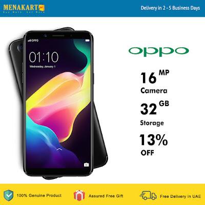 OPPO F5, 32GB, 6GB RAM, 16MP, Black Online