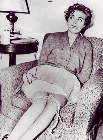 foto Judi Ann Dull sebelum di bunuh oleh pembunuhnya sendiri
