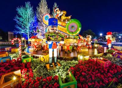 Harga Tiket ke Tokyo Disneyland Jepang