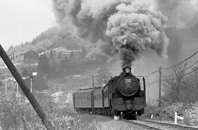 三菱大夕張鉄道、思い出のシーン