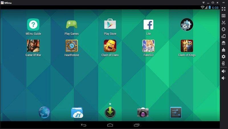 MEmu 6.2.1.0 Android Emulator! [Alternative aux Bluestacks]