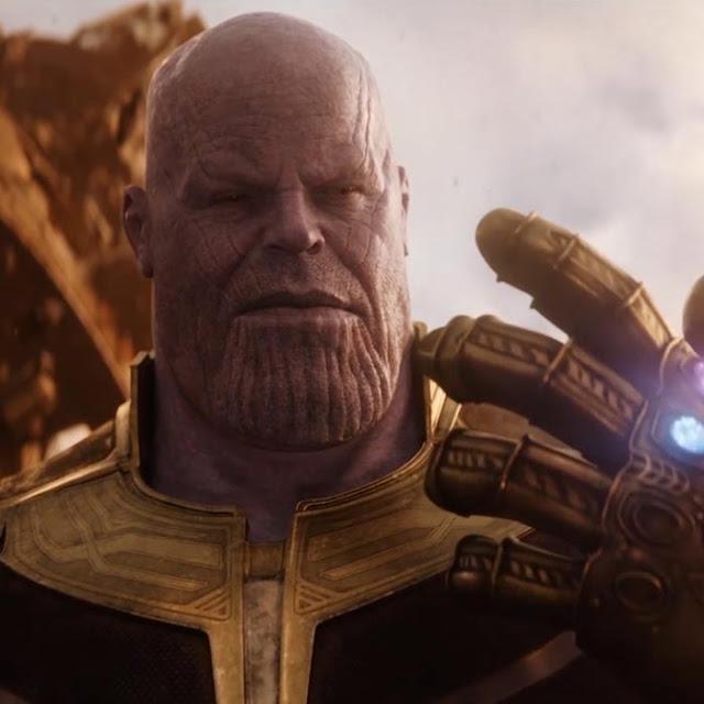 Thanos Infinity War Scene Wallpaper Engine