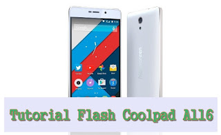 Flash Coolpad A116 Mudah Via Flash Tools